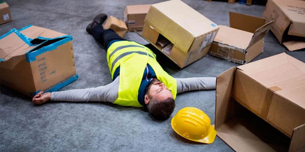 Cómo reclamar indemnización en caso de accidente laboral